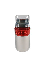 Load image into Gallery viewer, Aeromotive SS Series Billet Canister Style Fuel Filter - 10 Micron Fabric Element