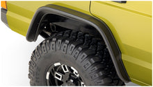 Load image into Gallery viewer, Bushwacker 84-01 Jeep Cherokee Flat Style Flares 4pc - Black