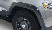 Load image into Gallery viewer, Bushwacker 11-18 Jeep Grand Cherokee Pocket Style Flares 4pc Does Not Fit SRT8 - Black
