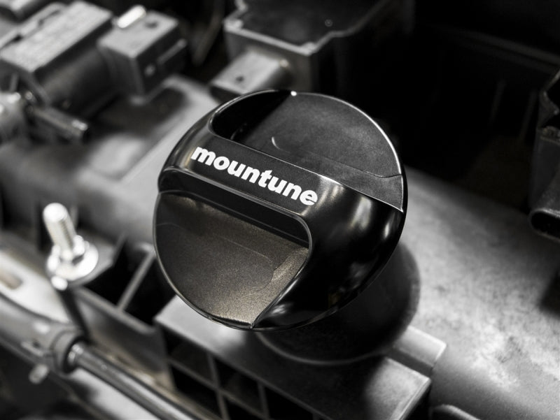 mountune 13-18 Ford Focus ST Oil Filler Cap