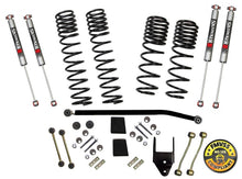Load image into Gallery viewer, Skyjacker 2018 Jeep Wrangler Rubicon (JL) 2DR 3.5in Suspension Lift Kit w/M95 Shocks