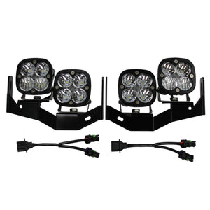 Baja Designs 08-14 Polaris RZR 800 Sportsmen Headlight Kit