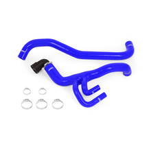 Load image into Gallery viewer, Mishimoto 10-14 Ford F-150 Raptor 6.2L V8 Blue Silicone Radiator Hose Kit