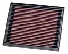 Load image into Gallery viewer, K&N Replacement Air Filter LAND ROVER RANGE ROVER 4.0/4.6L 97-02, DISCOVERY 4.0/4.6L 99-04