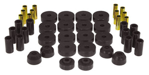 Prothane 55-75 Jeep CJ5/7 Total Kit - Black