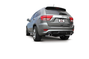 Borla 12-13 Jeep Grand Cherokee SRT8 6.4L V8 SS S-Type Exhaust (REAR SECTION ONLY)