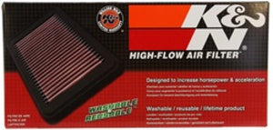 K&N Replacement Air Filter JAGUAR XJS,XKE 1971-80