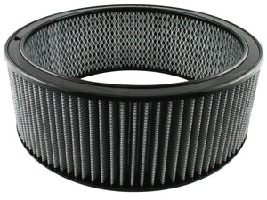 aFe MagnumFLOW Air Filters Round Racing PDS A/F RR PDS 14 OD x 12 ID x 5 H E/M