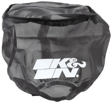 Load image into Gallery viewer, K&N 6in ID x 6inH Closed Top Black DryCharger Air Filter Wrap