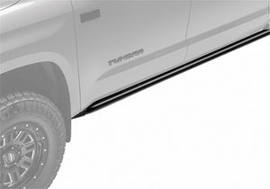 N-Fab RKR Rails 14-17 Chevy-GMC 1500 Crew Cab - Tex. Black - 1.75in