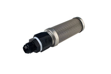 Load image into Gallery viewer, Aeromotive Stealth In-Tank -10AN Bulkhead 100 Micron Stainless Steel Fuel Filter