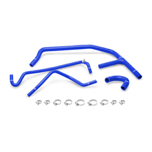 Load image into Gallery viewer, Mishimoto 15+ Ford Mustang EcoBoost Blue Silicone Ancillary Hose Kit