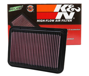 K&N 08-09 Scion xD / 07-10 Toyota Corolla Drop In Air Filter
