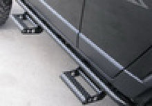 Load image into Gallery viewer, N-Fab RKR Step System 15-17 GMC - Chevy Canyon/Colorado Crew Cab - Tex. Black - 1.75in