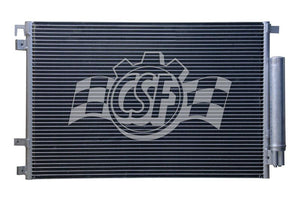 CSF 15-17 Ford Mustang 3.7L A/C Condenser