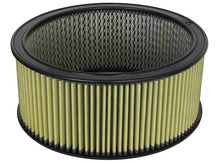 Load image into Gallery viewer, aFe MagnumFLOW Air Filters Round Racing PG7 A/F RR PG7 14OD x 12ID x 6H IN with E/M