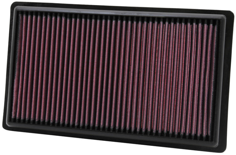 K&N Replacement Air Filter FORD EXPLORER/SPORT TRAC 06-10; MERCURY MOUNTAINEER 06-09
