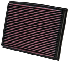 Load image into Gallery viewer, K&N 01-09 Audi A4/RS4/S4 Drop In Air Filter