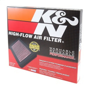 K&N 17-18 Volkswagen Polo L3-1.0L F/I Drop In Replacement Air Filter