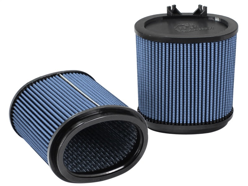 aFe MagnumFLOW OE Replacement PRO 5R Air Filters 09-12 Porsche 911 (977.2) H6 3.6L/3.8L