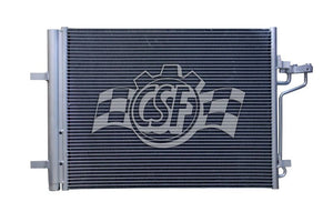 CSF 14-17 Ford Transit Connect 1.6L A/C Condenser
