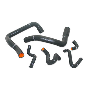 Mishimoto 86-93 Ford Mustang Black Silicone Hose Kit