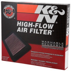 K&N 08 Mitsubishi Triton 2.5L-L4 DSL Drop In Air Filter
