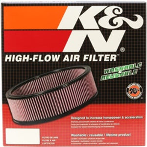 K&N 16-18 Porsche 718 Boxster H4-2.0L Drop In Air Filter