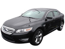 Load image into Gallery viewer, AVS 10-18 Ford Taurus Ventvisor In-Channel Front & Rear Window Deflectors 4pc - Smoke