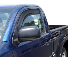 Load image into Gallery viewer, AVS 05-15 Toyota Tacoma Access Cab Ventvisor In-Channel Window Deflectors 2pc - Smoke