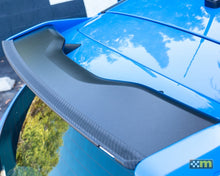Load image into Gallery viewer, mountune 16-18 Ford Focus RS Carbon Fiber Rear Spoiler Lip