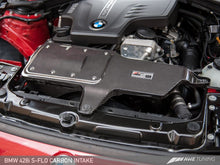 Load image into Gallery viewer, AWE Tuning BMW 228i/320i/328i/428i S-FLO Carbon Intake