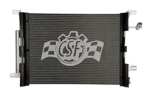 CSF 11-14 Ford Mustang 3.7L A/C Condenser
