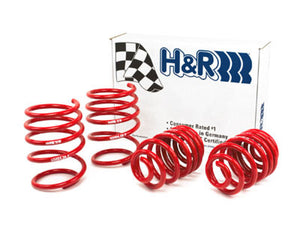 H&R 01-06 BMW 325Ci Cabrio/330Ci Cabrio E46 Race Spring (w/Sport Suspension)