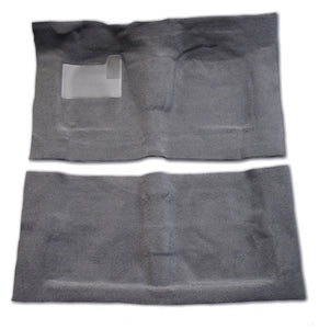 Lund 80-87 Ford F-150 SuperCrew Pro-Line Full Flr. Replacement Carpet - Grey (1 Pc.)