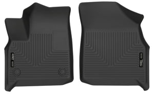 Husky Liners 2018 Buick Enclave WeatherBeater Black Front Floor Liners