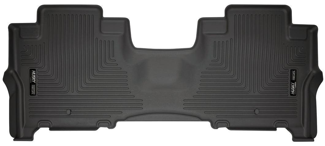 Husky Liners 18-19 Lincoln Navigator WeatherBeater 2nd Seat Floor Liner
