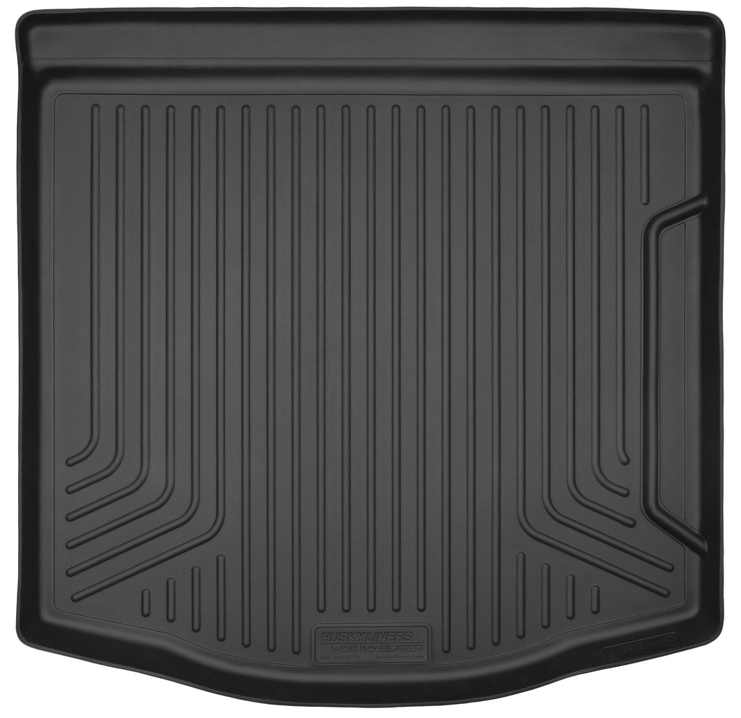 Husky Liners 2012 Ford Focus WeatherBeater Black Trunk Liner