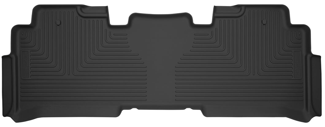 Husky Liners 2018 Honda Odyssey X-Act Contour Black Second Row Floor Liners