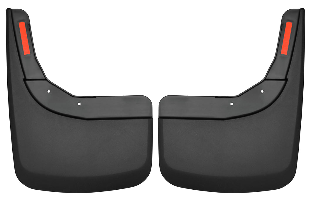 Husky Liners 2019 Chevrolet Silverado 1500 Rear Mud Guards - Black
