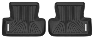 Husky Liners 2015-2018 Porsche Macan Mogo Black Second Row Floor Liners