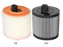 Load image into Gallery viewer, aFe MagnumFLOW Air Filters OER Pro Dry S A/F 16-17 Cadillac ATS-V V6-3.6L (tt)