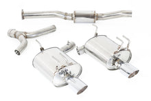 Load image into Gallery viewer, MXP 99-09 Honda S2000 New Oval Dual Comp ST Exhaust System