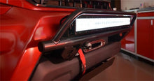 Load image into Gallery viewer, N-Fab Off Road Light Bar 09-14 Ford F150/Lobo/Raptor - Gloss Black