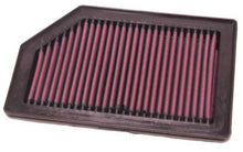 Load image into Gallery viewer, K&N Replacement Air Filter HONDA JAZZ 1.5L-I4; 2004