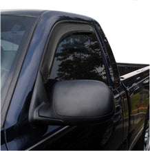 Load image into Gallery viewer, AVS 99-07 Chevy Silverado 1500 Standard Cab Ventvisor In-Channel Window Deflectors 2pc - Smoke