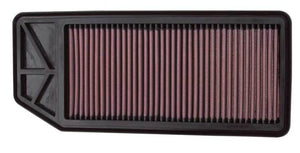 K&N 07 Acura TL 3.2L-V6 Drop In Air Filter