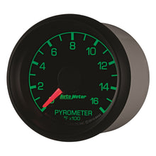 Load image into Gallery viewer, Autometer Factory Match Ford 52.4mm Full Sweep Electronic 0-1600 Deg F EGT/Pyrometer Gauge