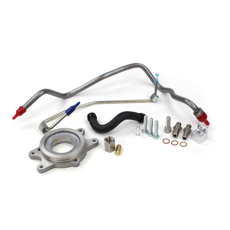 Industrial Injection 11-16 Duramax 6.6L LML CP4 to CP3 Conversion Kit w/o Pump (Tuning Reqd)