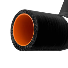Load image into Gallery viewer, Mishimoto Mitsubishi EVO 10 BOV Return Black Silicone Hose Kit